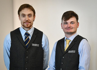 Qualification success for our next generation surveyors