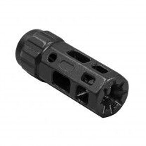 VISM® by NcSTAR®  AR15/M4 MUZZLE BRAKE WITH CRUSH WASHER