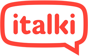 italki for practice with English native teachers