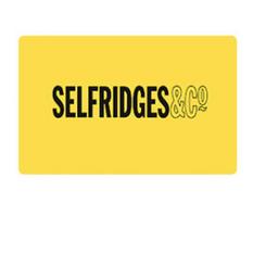 SELFRIDGES GIFTCARD