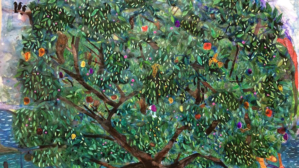 Tree of Life -Digital Print