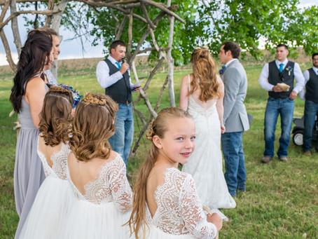 Chris and Tabatha's Maxwell Wedding
