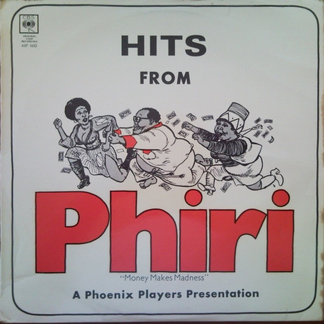 Phiri: The Lost Musical