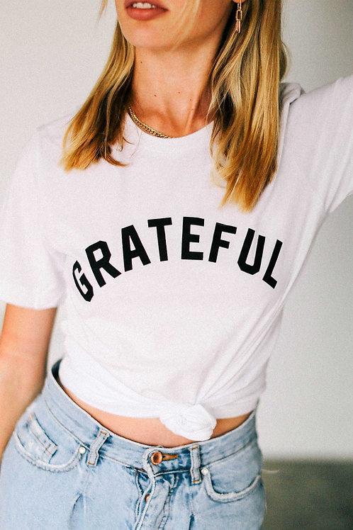 Grateful Graphic T-Shirt