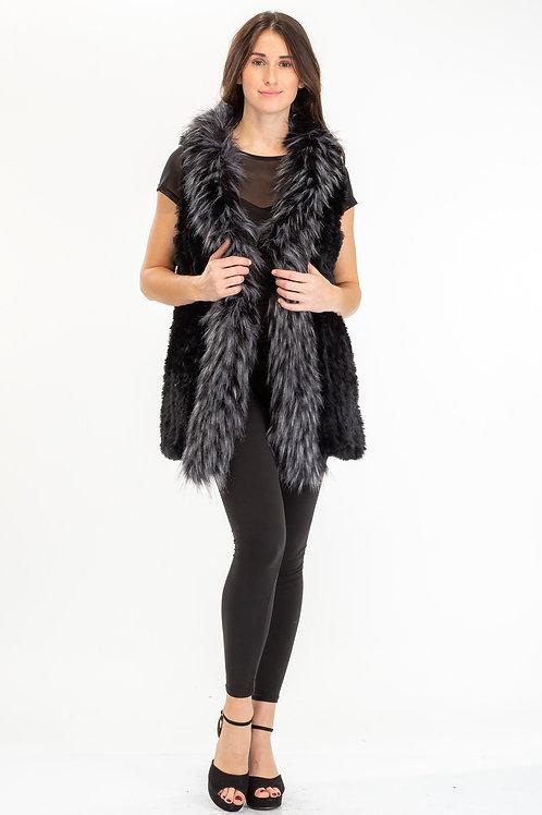 Vivian Faux Fur Vest