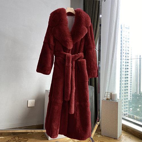 House Wife Fur Coat