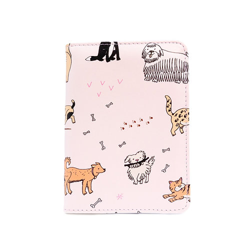 Passport Holder - Cats & Dogs