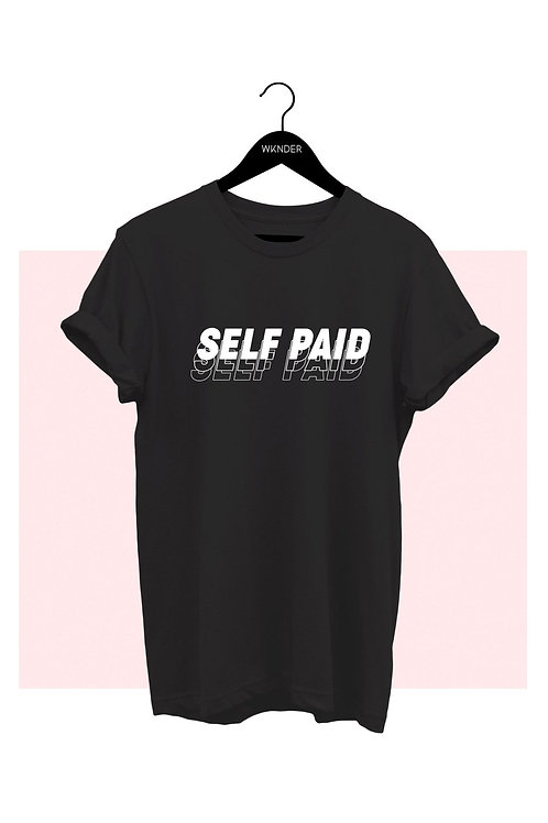 Self Paid Graphic Tee