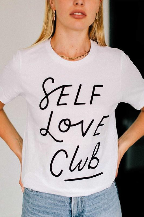 Self Love Club Graphic T-Shirt