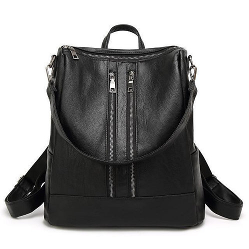 Tampara Vegan Leather Backpack
