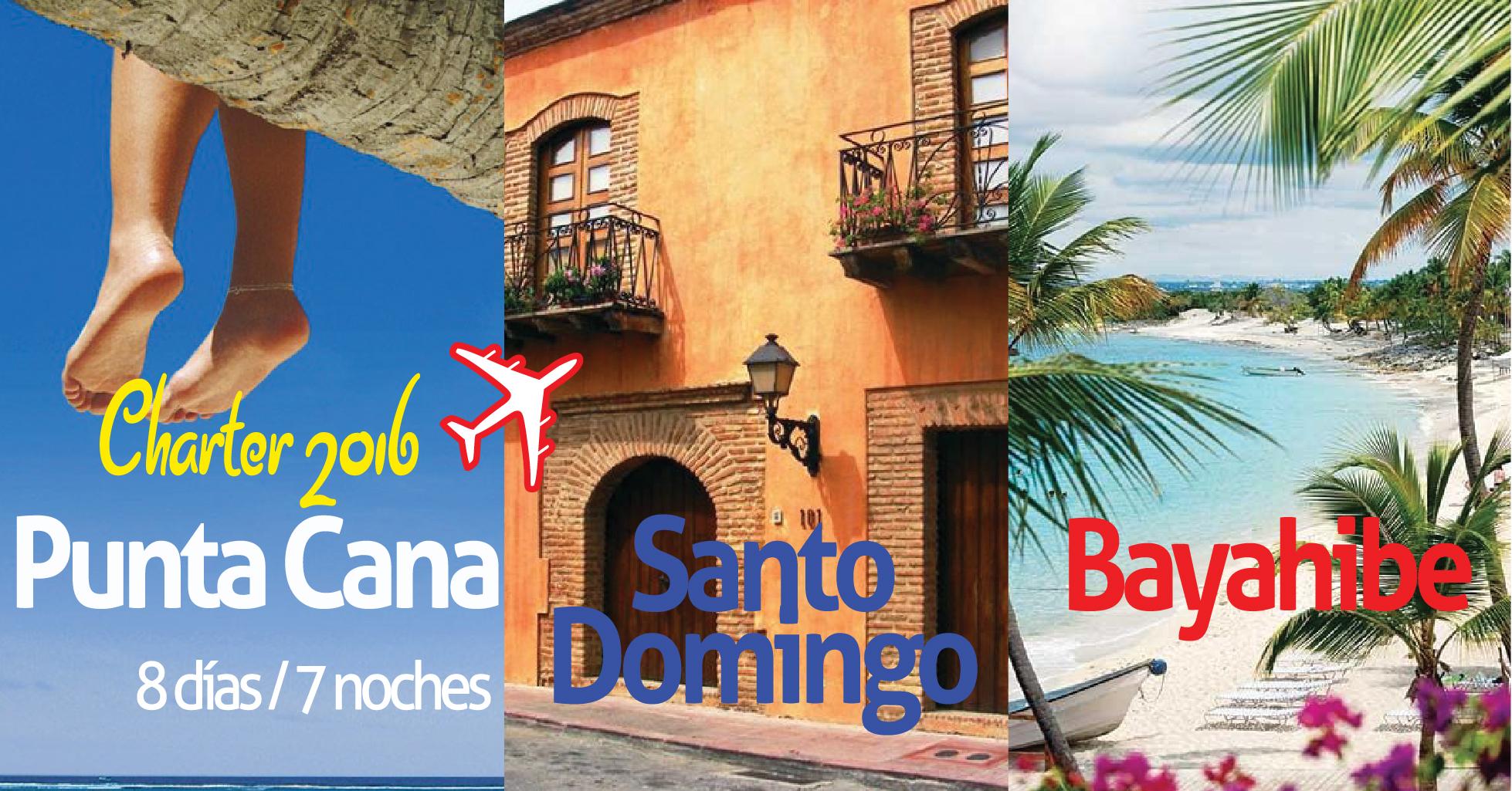 Punta Cana, Santo Domingo y Bayahibe