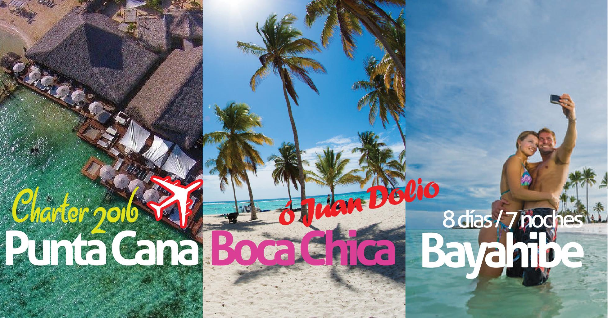 Punta Cana, Boca Chica y Bayahibe