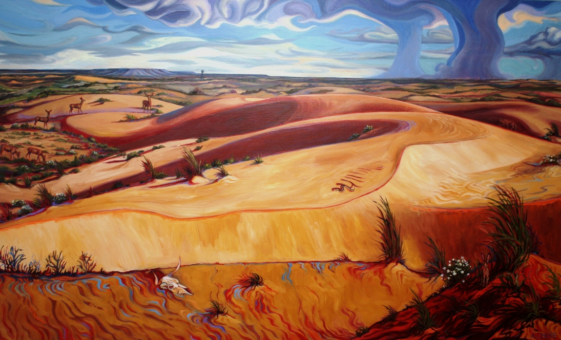 """Shifting Sands"""