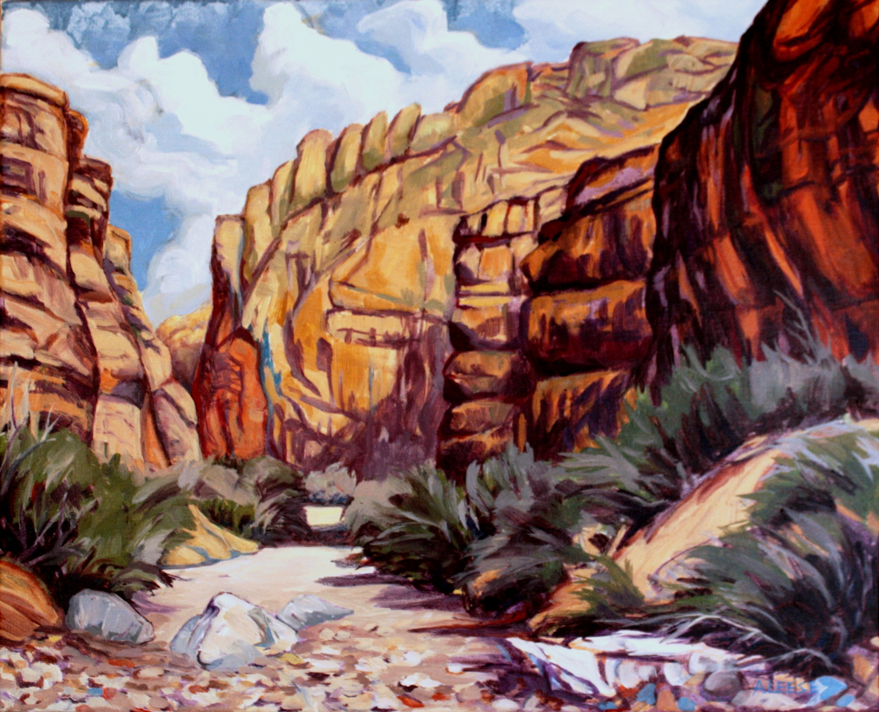 """Dog Canyon"""