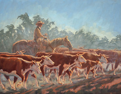 Sand Ranch Hereford