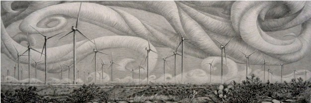 """Notrees Wind Farm"""
