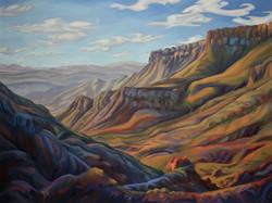 """""""Lost Mine Trail"""""""