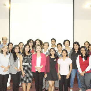 Cine Foro en la UCSG por el aniversario 129 del natalicio de Matilde Hidalgo