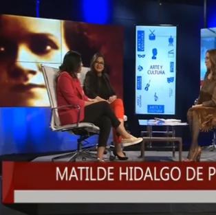 """Entrevista para """"Mesa de Análisis"""" con Karina Gálvez"""