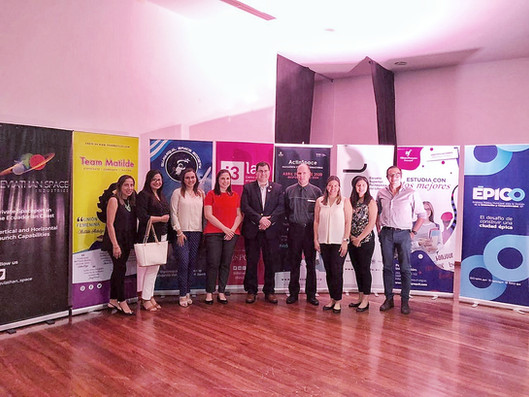 Lanzamiento Act In Space 2020