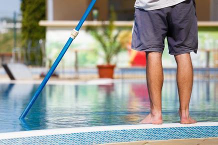 Pool Cleaning Curacao