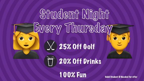 Student Night
