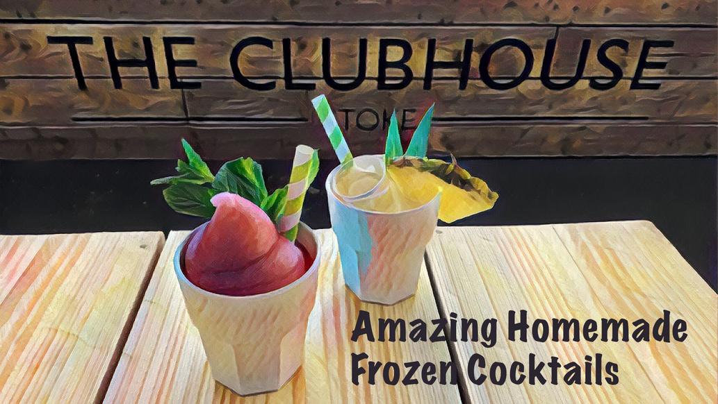 Homemade Cocktails