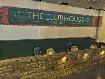 The Clubhouse Stoke Mini Golf