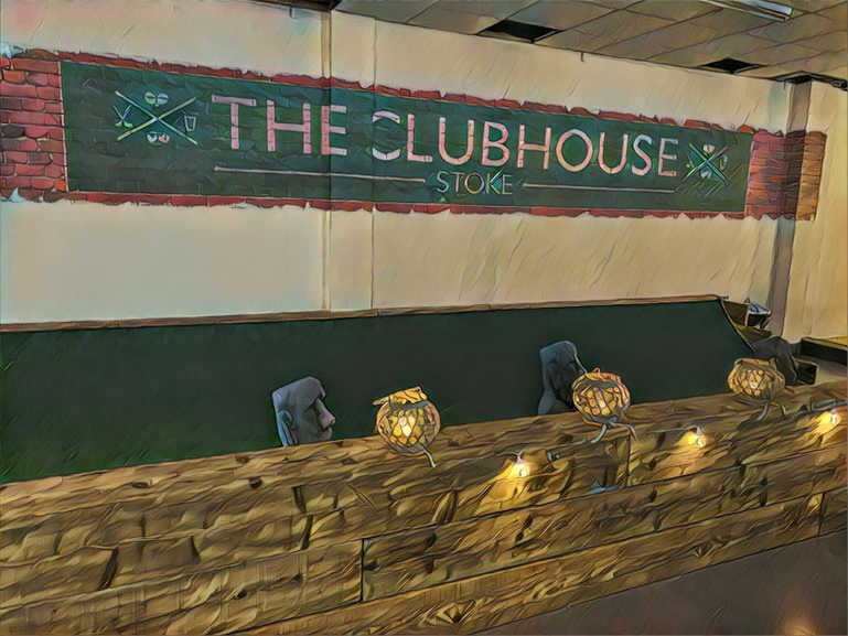 The Clubhouse Stoke Mini Golf
