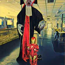 Halloween Iron Man Photo.JPG