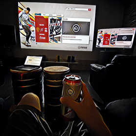 Computer Games and Beer