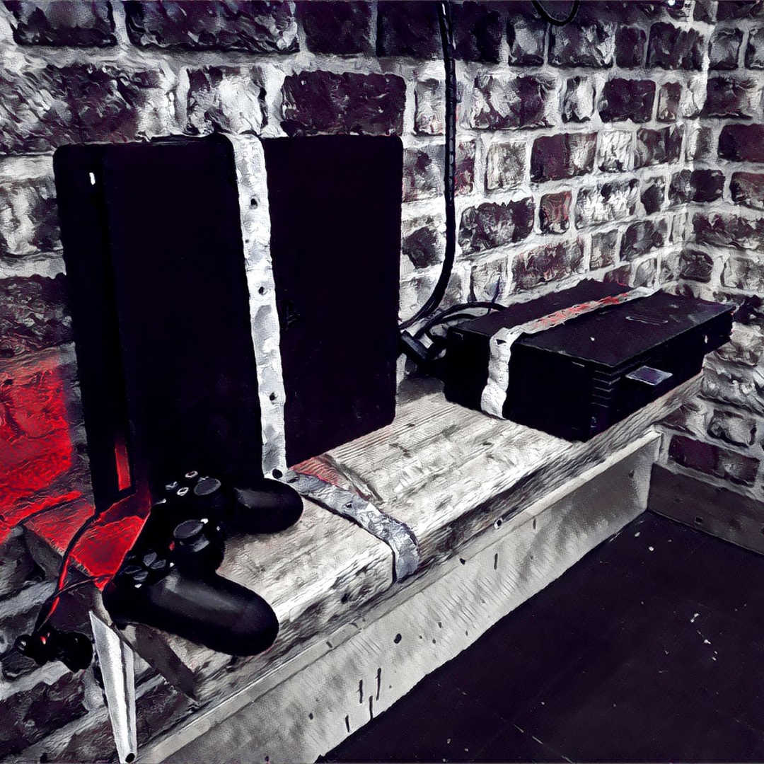 PS2 & PS4