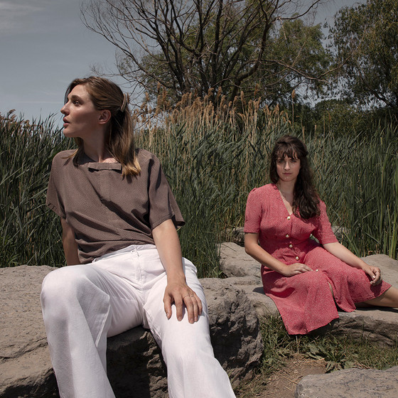 Mylène Mackay & Daphnée Côté-Hallé