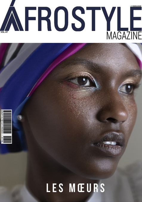 Afrostyle Mag cover January 2021
