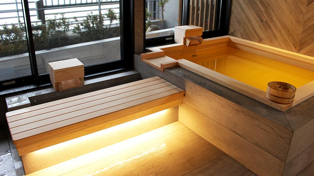 夢住凛の浴室2
