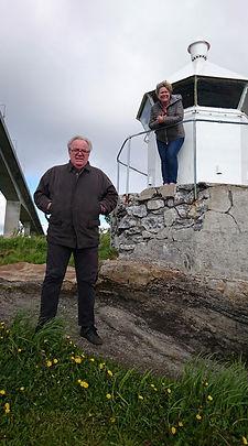 Dirigent Pål ved Saltstraumen