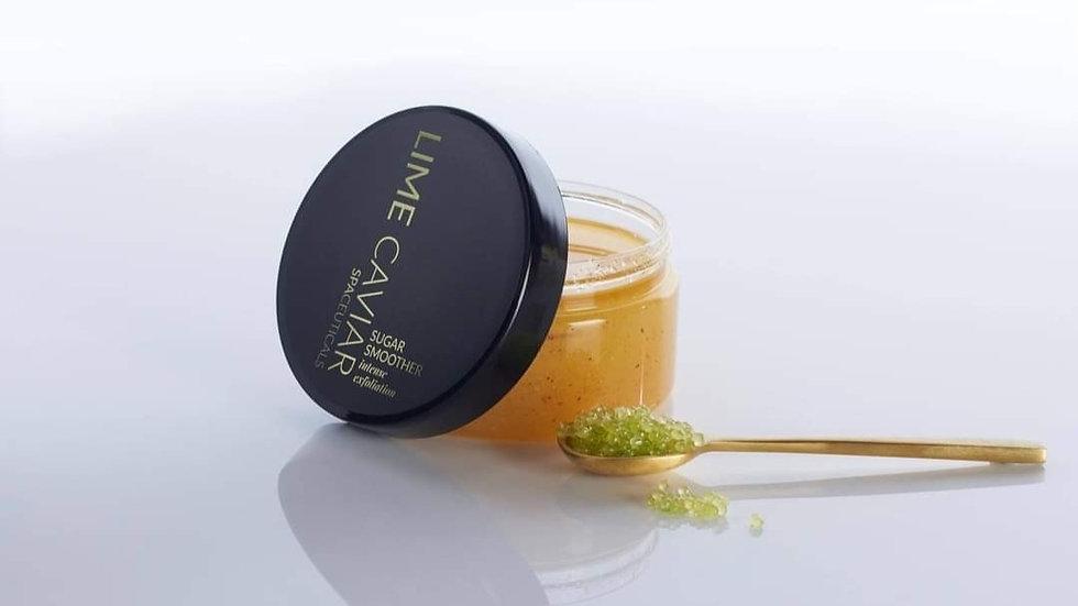 Lime Caviar Sugar Smoother