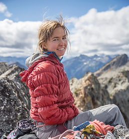 Steph Williams | Pacific Alpine Guides