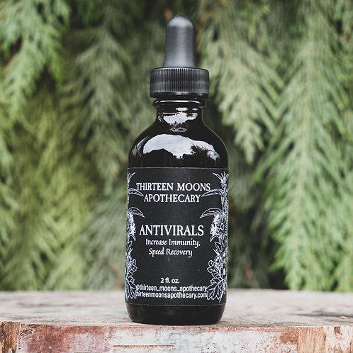 Antivirals Tincture