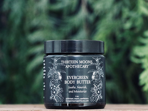 Evergreen Body Butter