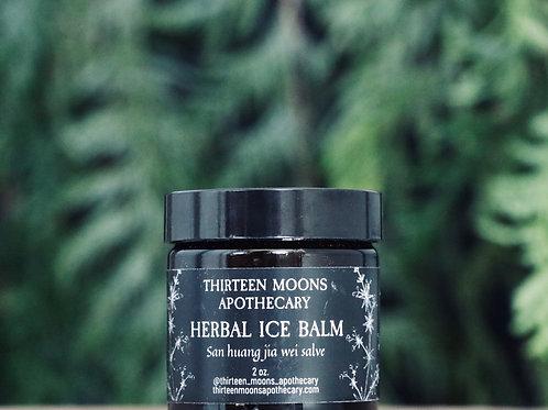 Herbal Ice Balm
