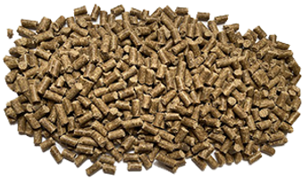 cold pressed pellets