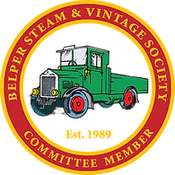 Belper Steam Badge