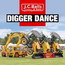 JC BALLS DIGER DANCE