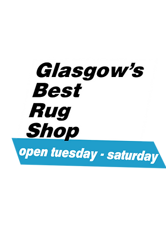 Glasgow's Best Rug Shop Open Tuesday to Saturday