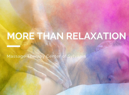 Massage Is Way More Than Just A Way To Relax