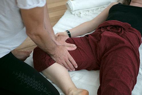 Bon cadeau - 2h thaï massage des éléments 001