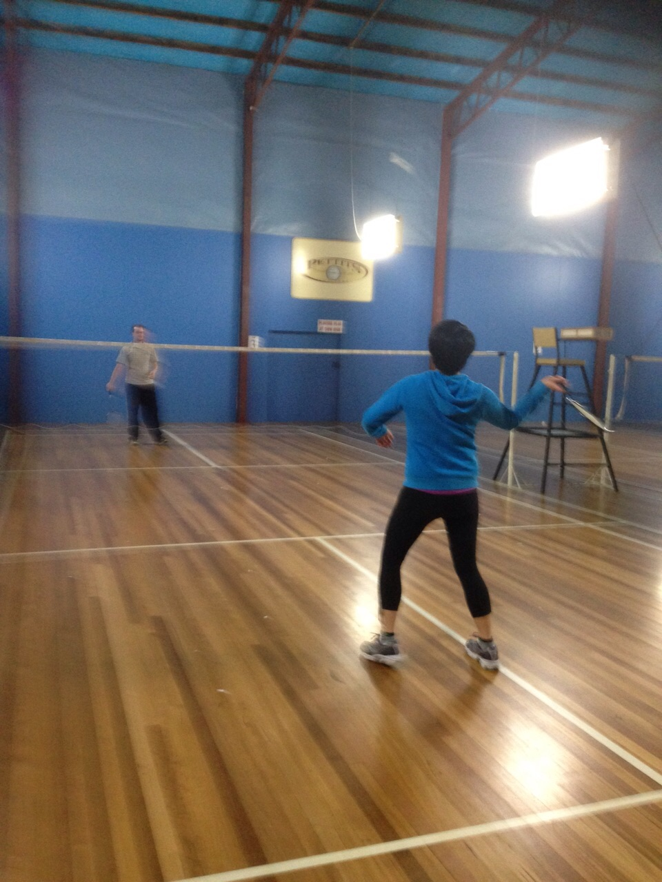 Come and Try Badminton