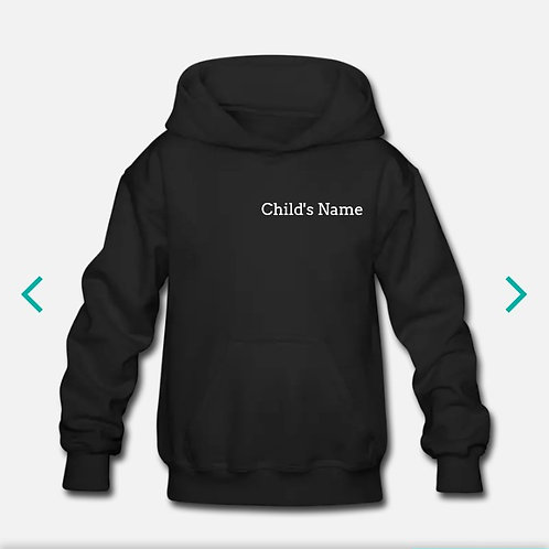 Join the Movement Hoodie Personalized