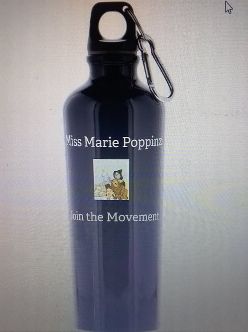 Customized Water Bottle